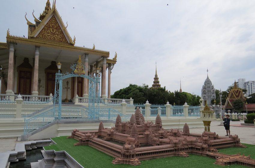 Silberpagode – Phnom Penh