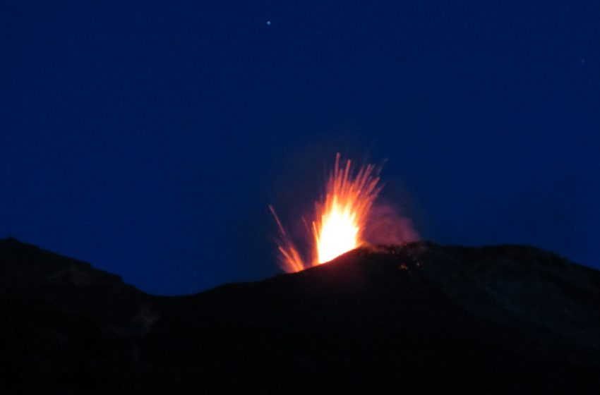Tanz auf dem Vulkan – Der aktivste Vulkan der Erde liegt direkt vor unserer Haustüre