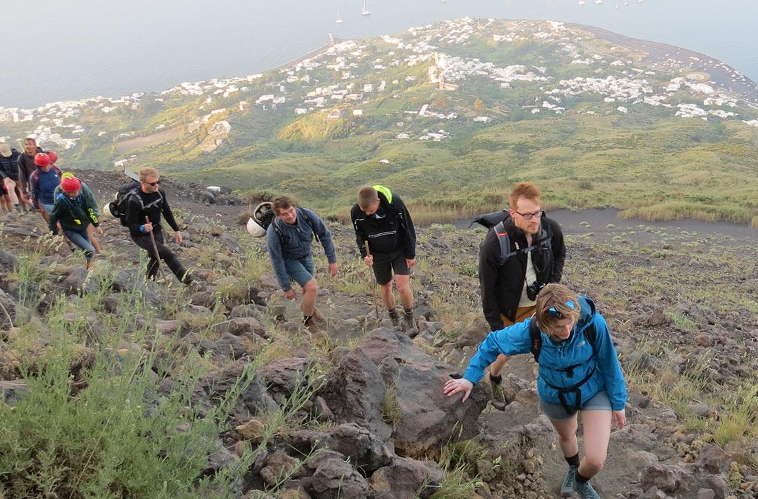 Stromboli: Die Tour zum Gipfel