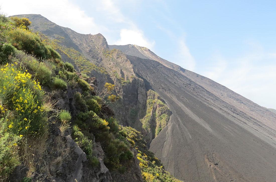 Stromboli: Wer nicht zum Gipfel möchte, findet hier ein paar Tipps