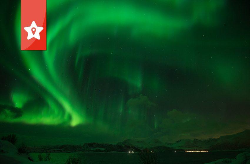 Wo die Götter die Fjorde küssen – Nordlichter im hohen Norden