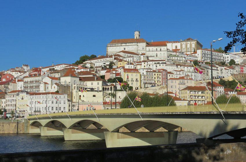 Coimbra – Zuflucht der Römer