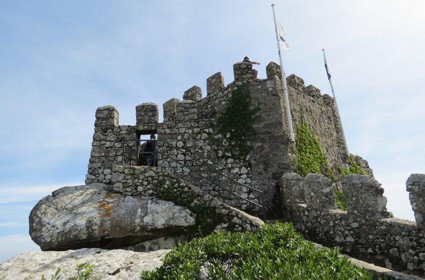 Sintra – Schlösser und Burgen – nicht weit von Lissabon