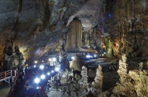 Vietnam - Dong Hoi Höhlen