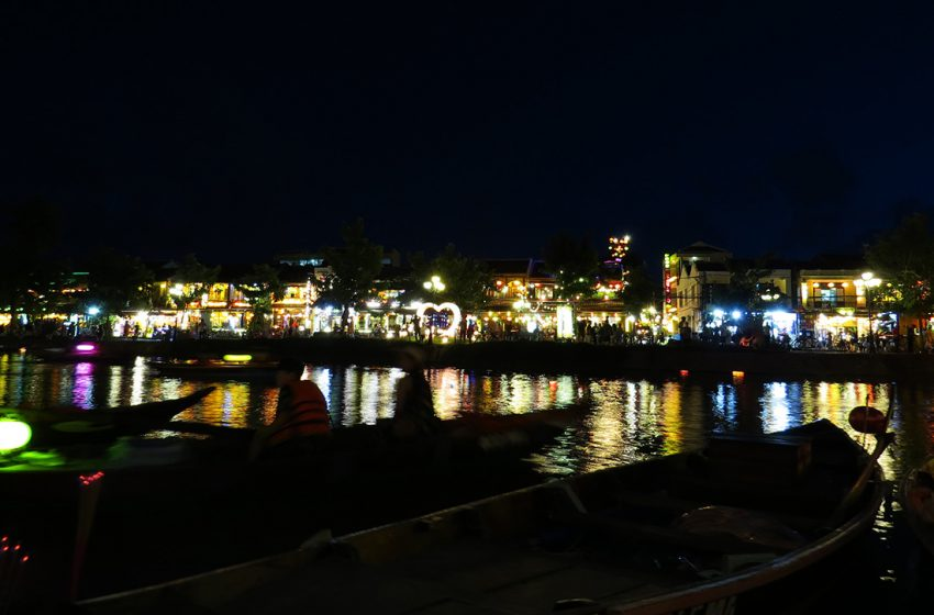 Hoi An  – Stadt der 1000 Laternen