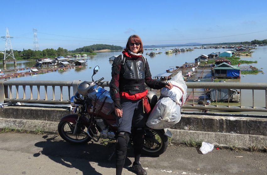 Motorradtour Da Lat nach Ho-Chi-Minh-Stadt