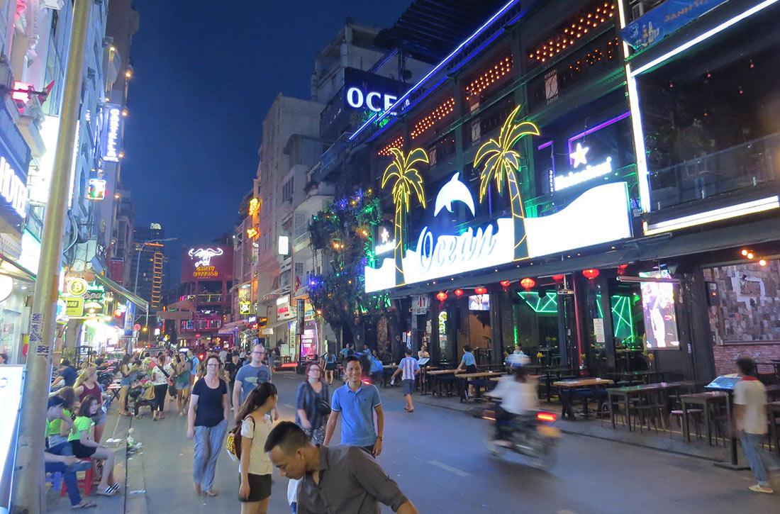 Vietnam - Tour nach Ho-Chi-Minh-Stadt
