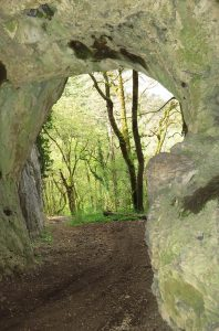 Blautopf – Ruine Rusenschloss und Segelflieger - Wandertipp