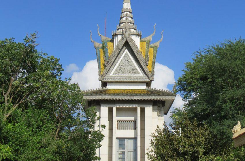 Killing Field in Choeung Ek – Phnom Penh