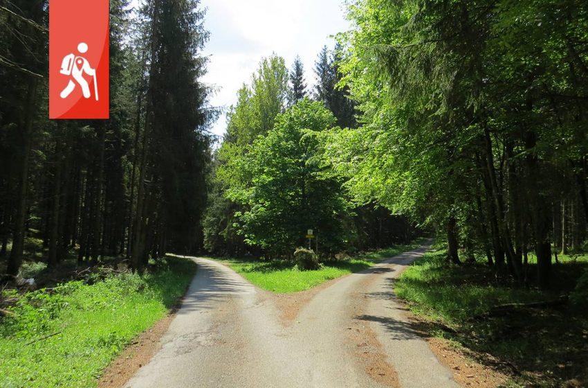 Kocherursprung – Volkmarsberg und die Europäische Wasserscheide