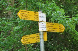 Kocherursprung – Volkmarsberg und die Europäische Wasserscheide - Wandertipp