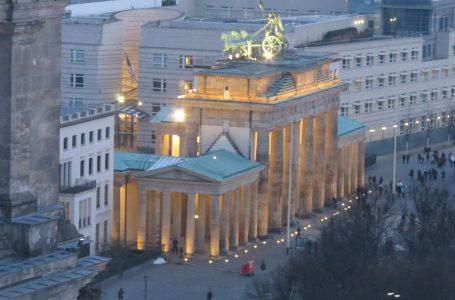 Brandenburger Tor – Symbol des vereinten Deutschlands