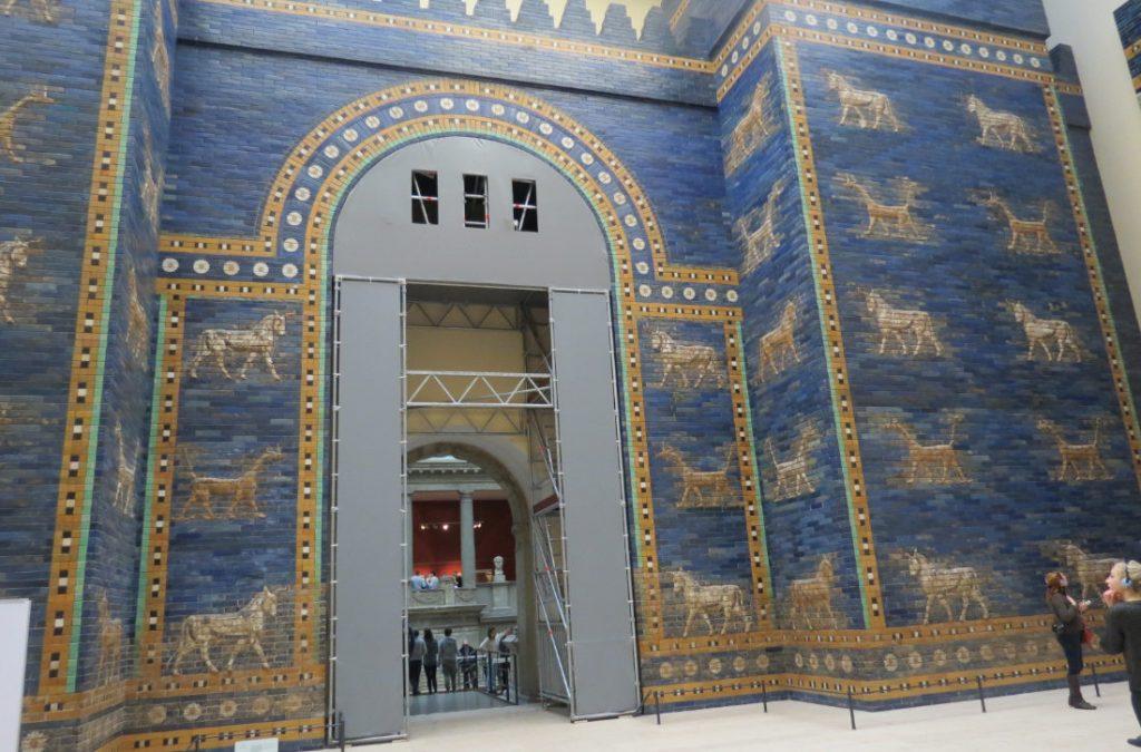 Pergamonmuseum Berlin Deutschland Europa