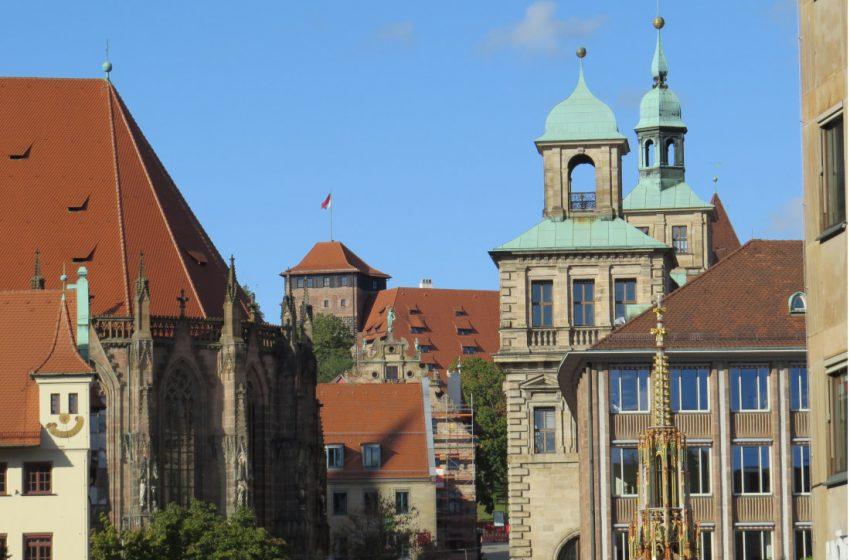Nürnberg – Stadt der Deutschen Kaiser