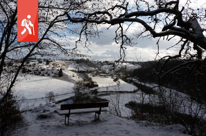 Eselsburger Tal – wo Jungfrauen zu Stein werden und der Eisvogel lacht