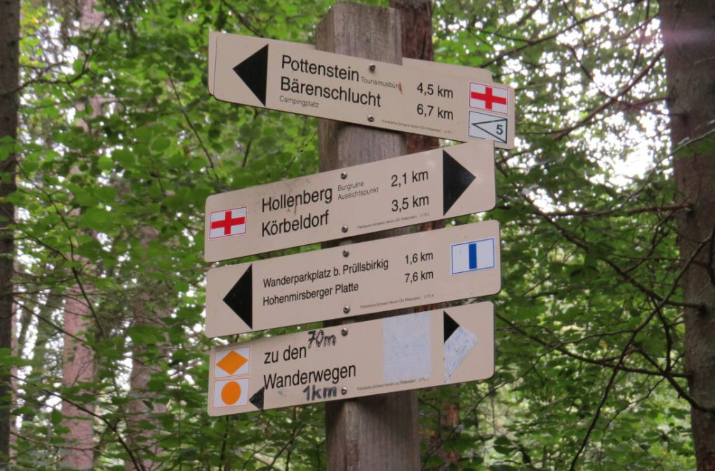 Pottenstein - Püttlachtal - Wandertipp - Fränkische Schweiz - Deutschland