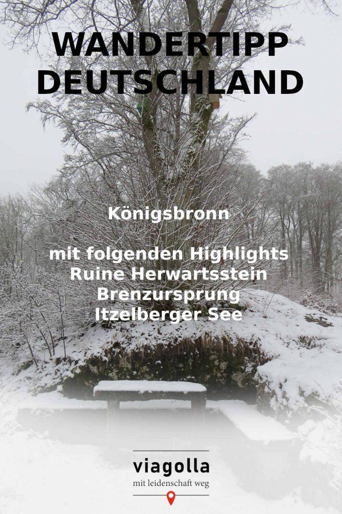 Königsbronn - Wandertipp - Baden-Württemberg - Deutschland