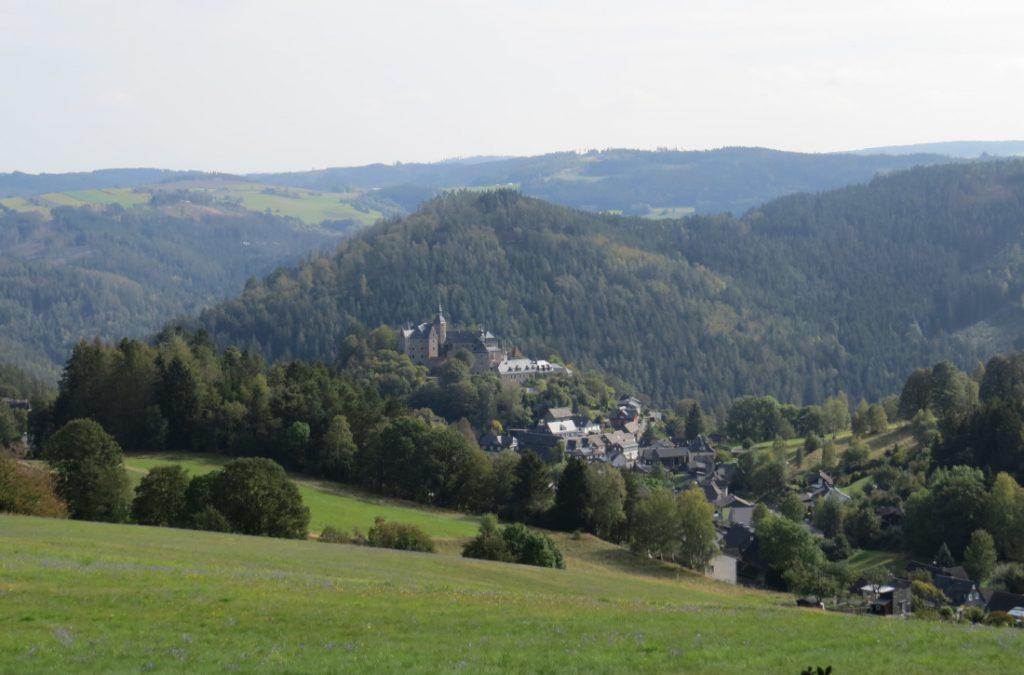 Reisetipps – Burg Lauenstein - Frankenwald – Bayern - Deutschland