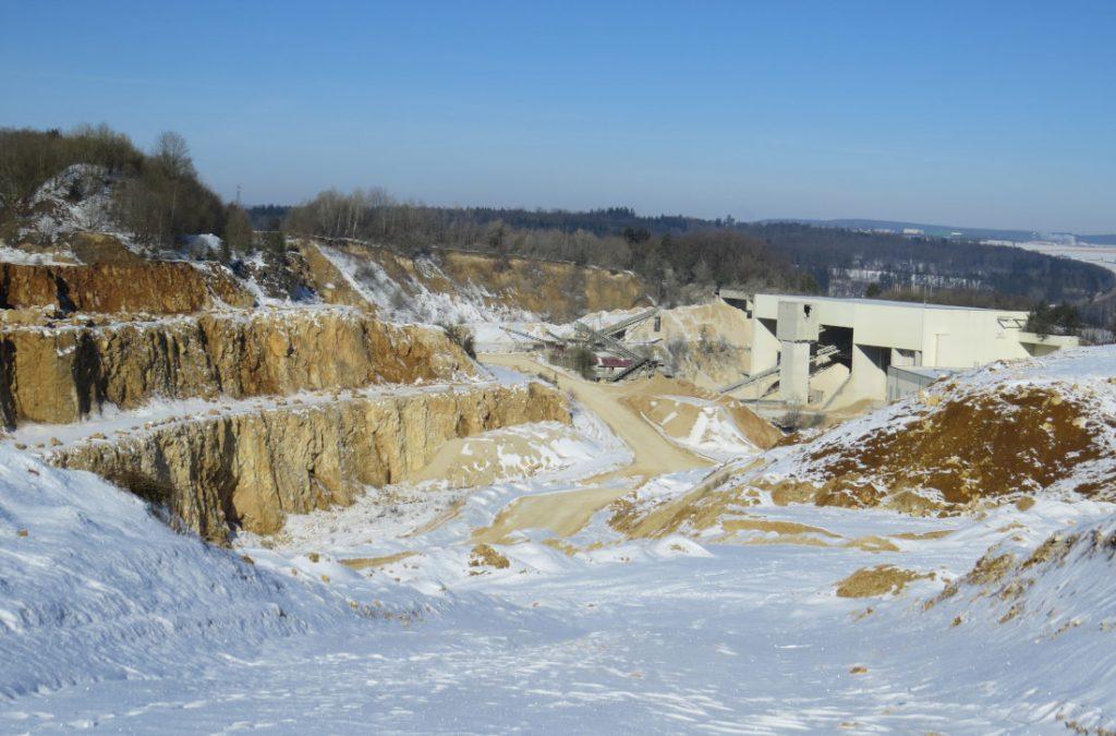 Hürben – Charlottenhöhle - Lonetal – Wandertipp – Winter