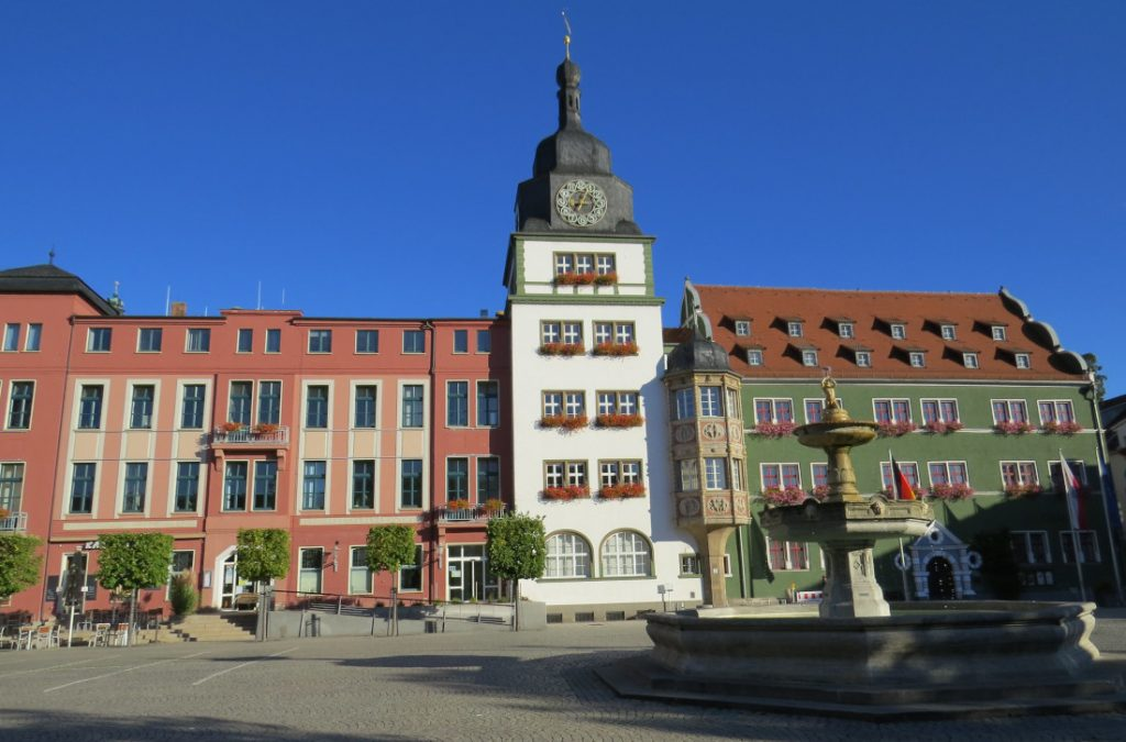 Reisetipps – Rudolstadt – Rococo en miniature - Heidecksburg - Thüringen – Deutschland - viagolla