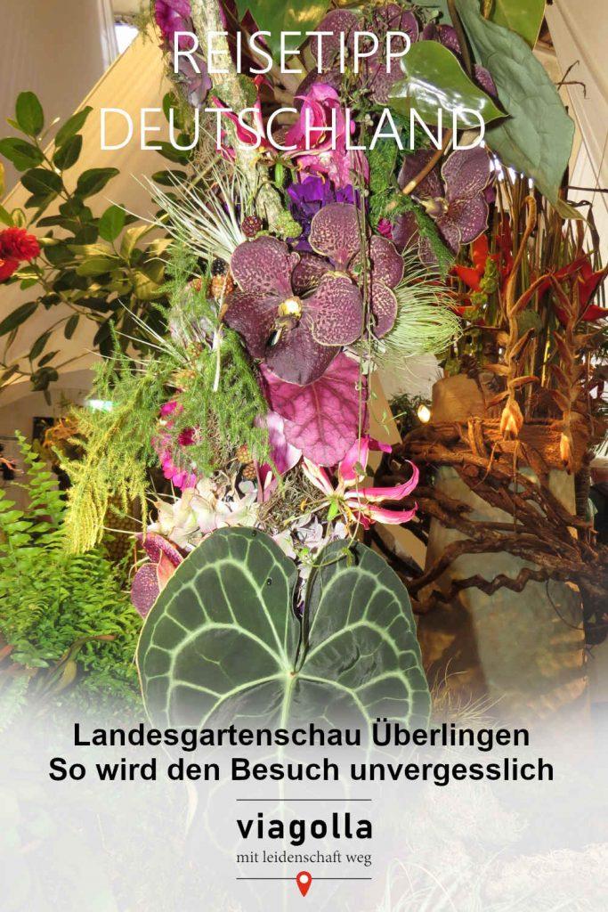 Landesgartenschau Überlingen – Bodensee - 2021 – Baden-Württemberg – Deutschland – Reisetipp – viagolla