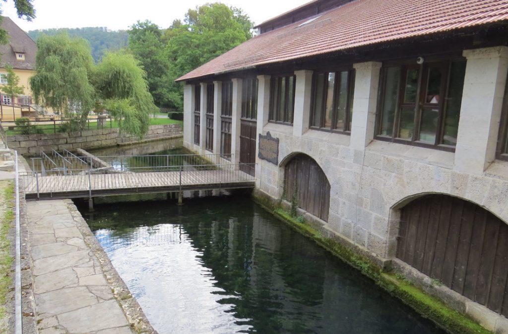 Königsbronn – Industrie- und Geschichtspfad - Schwäbische Alb – Deutschland – Wandertipp – viagolla