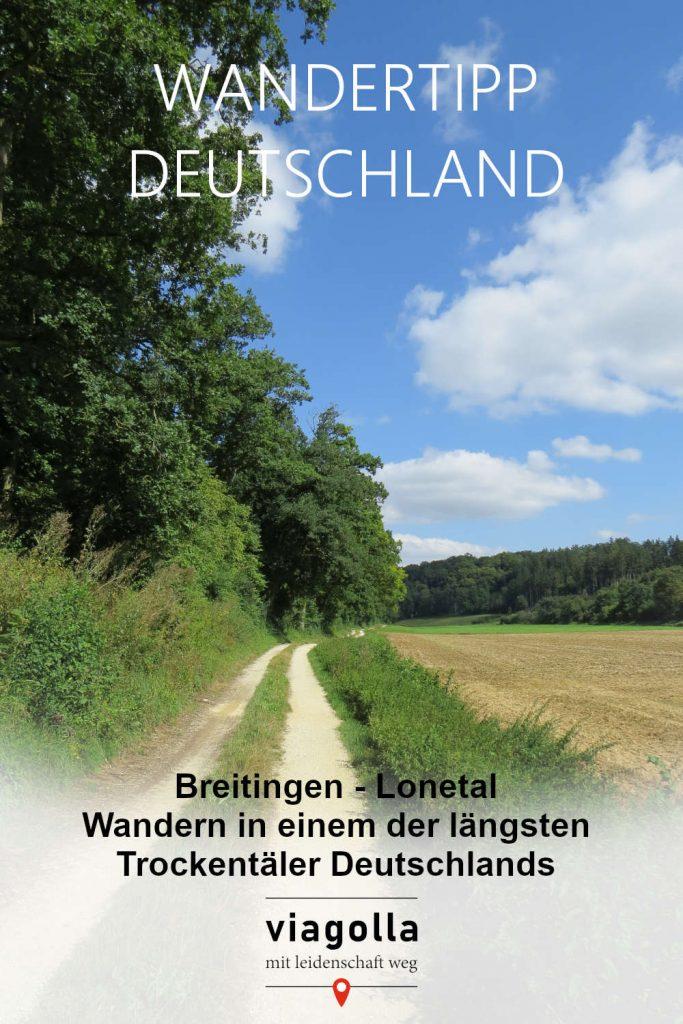 Lonetal – Breitingen - Fohlenhaus – Schwäbische Alb – Deutschland – Wandertipp – viagolla
